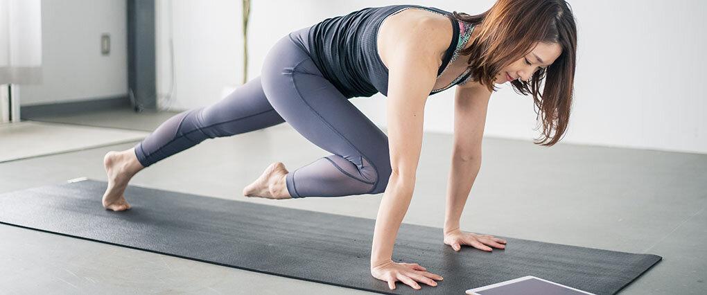 健康づくりやダイエット、筋力アップなどあなたの目的にあった運動をAXTOSではじめよう!